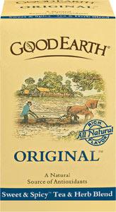 Good Earth Tea Misses PR, Storytelling Boat
