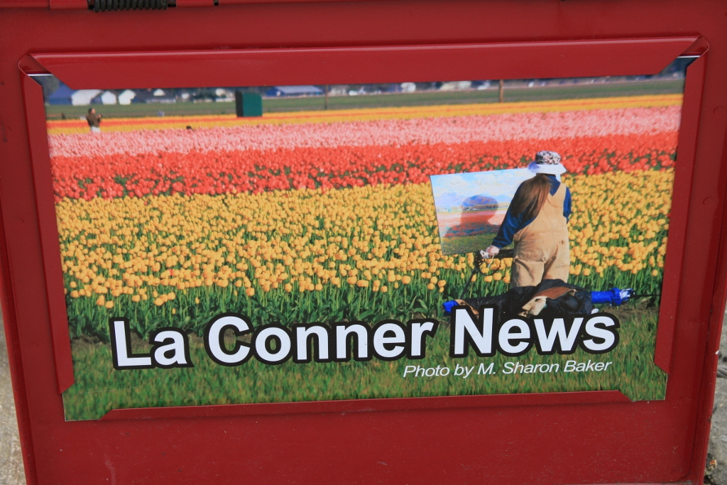 Every La Conner News Box Sports My Work