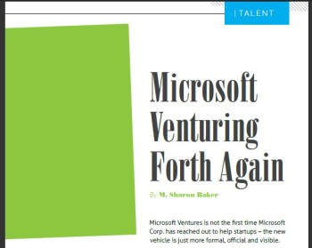 MSFT Venturing Forth snip cover (603x481)