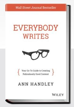 Everyone Writes bookjacket