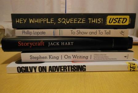 What I've been Reading: Books on Writing Well